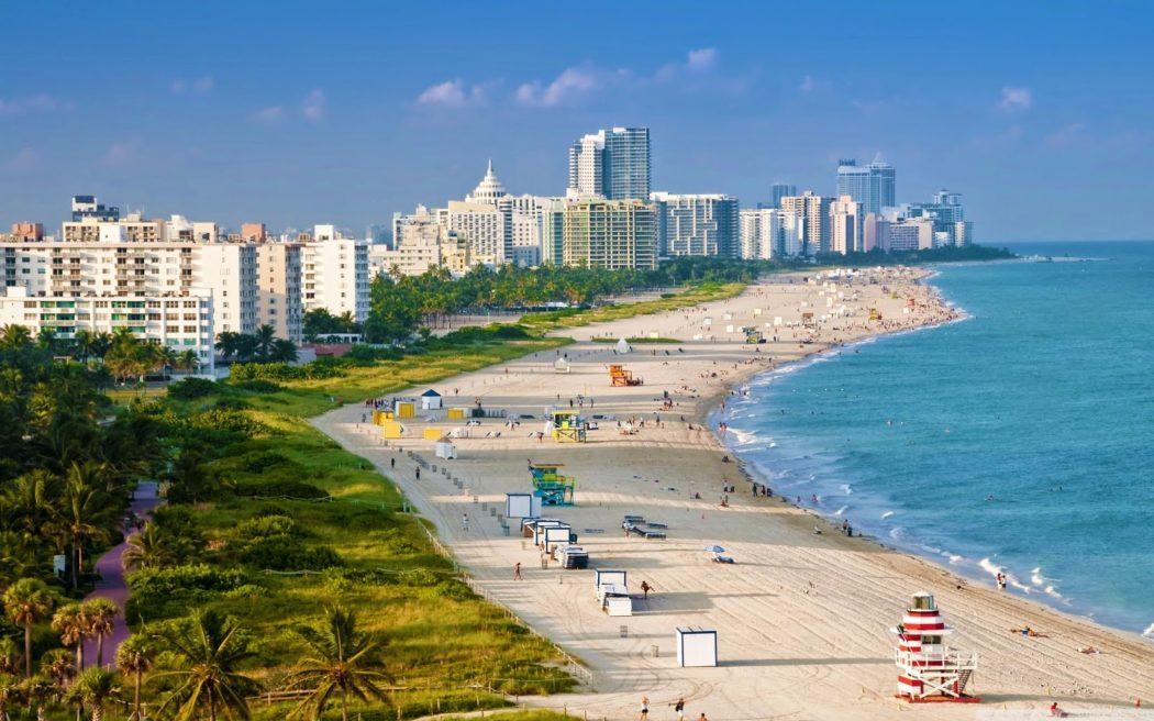 Broward e Palm Beach confirmam fechamento de praias no feriado de 4 de julho