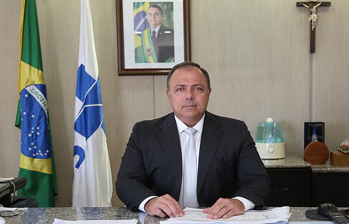 Brasil: Eduardo Pazuello toma posse como ministro da Saúde nesta quarta-feira (16)