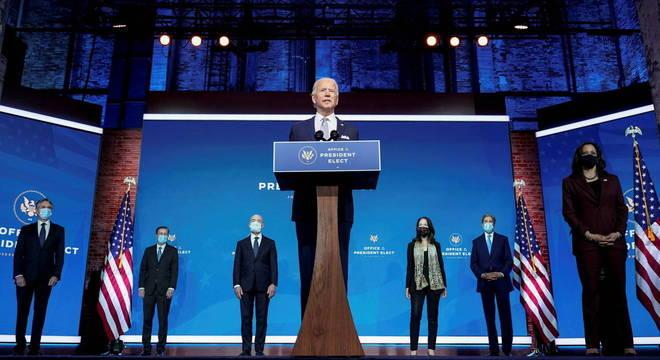 Biden dá pistas sobre políticas de governo ao anunciar 6 membros