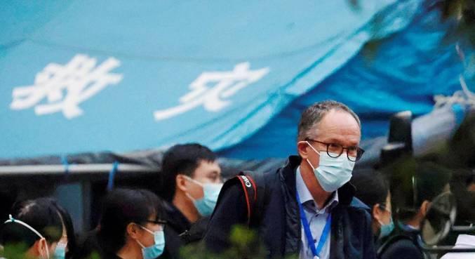 OMS desiste de publicar relatório preliminar de missão na China