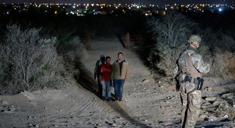 Detenções na fronteira dos EUA atingem maior índice em 15 anos