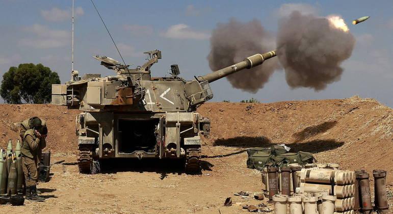 Número de mortos vai a 90 no conflito entre Israel e palestinos