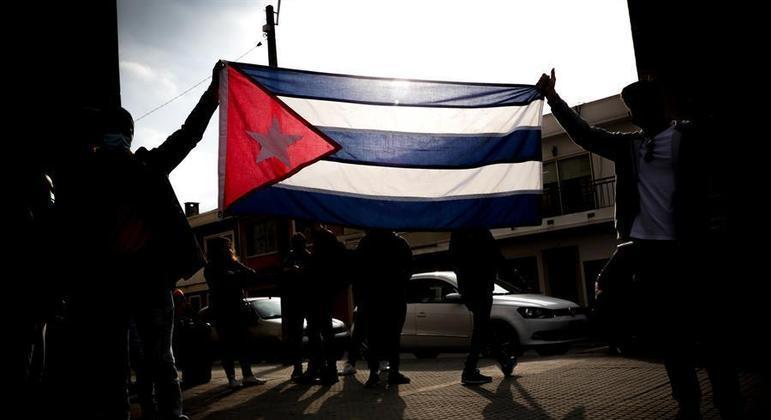 UE apoia manifestantes cubanos e pede libertação dos detidos