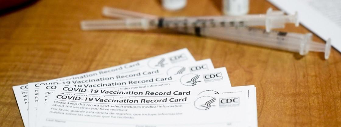 Cartões de vacinação falsos são vendidos por US$ 200 no Telegram