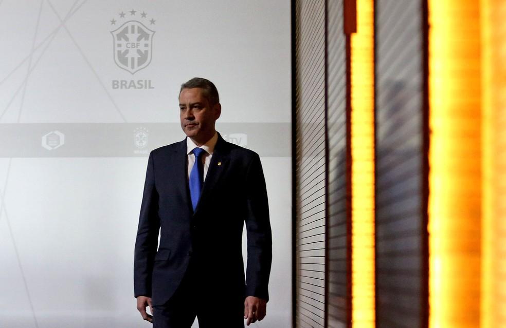 """""""É uma dor que não acaba"""", diz funcionária da CBF que denunciou Rogério Caboclo por assédio"""